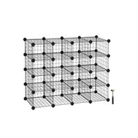 Organizador De Zapatas De Cubo Modular