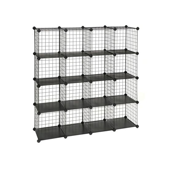 Organizador De Cubo De Alambre De Metal